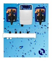 POOL GUARD MINI PH/RX PANEL