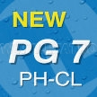 NEW! POOL GUARD 7 PH/CL PANEL (SCLO3 HYCHLOR)